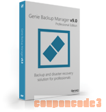 cheap Genie Backup Manager Professional 9 - 3 Pack