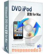 cheap 4Videosoft DVD iPod 変換 for Mac