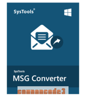 cheap SysTools MSG Converter AD
