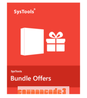 cheap Bundle Offer - SysTools MSG Converter + Outlook to G Suite