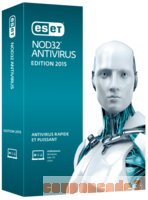 cheap NOD32 Antivirus - 3 ordinateurs 1 an (nouvelle licence) ENA-A3-L1