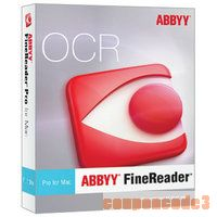 cheap ABBYY FineReader Pro for Mac Upgrade, Education License