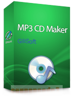 cheap MP3 CD Maker  - 1 PC / Liftetime free update