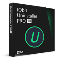 cheap IObit Uninstaller 10 PRO (1 год / 3 ПК) - Русский