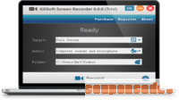 cheap Gilisoft Screen Recorder Pro  - 1 PC / 1 Year free update