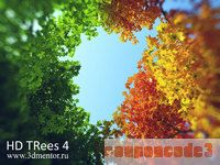 cheap HDTrees 4 for 3ds MAX