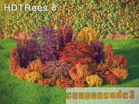 cheap HDTrees 8 for 3ds Max