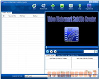 cheap Video Watermark Subtitle Creator Standard Edition