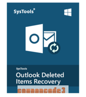 cheap SysTools Outlook Deleted Items Recovery