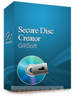 cheap Gilisoft Secure Disc Creator  - 1 PC / Liftetime free update