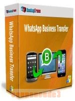 cheap Backuptrans WhatsApp Business Transfer for Windows (Personal Edition)